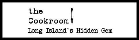 the Cookroom Long Island's Hidden Gem bumper sticker